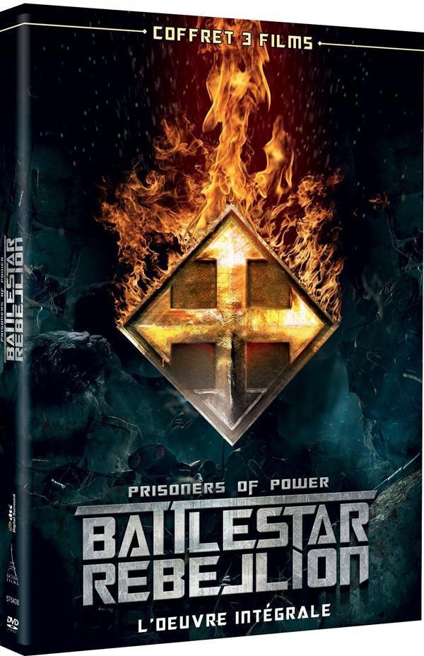 Battlestar Rebellion - Prisoners of Power : L'oeuvre intégrale