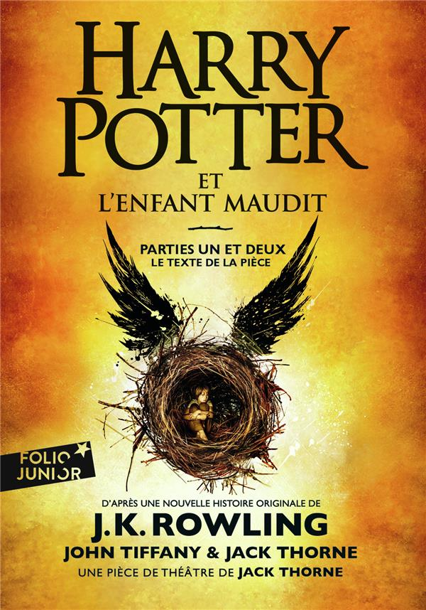 Harry potter et l'enfant maudit ; parties i et ii