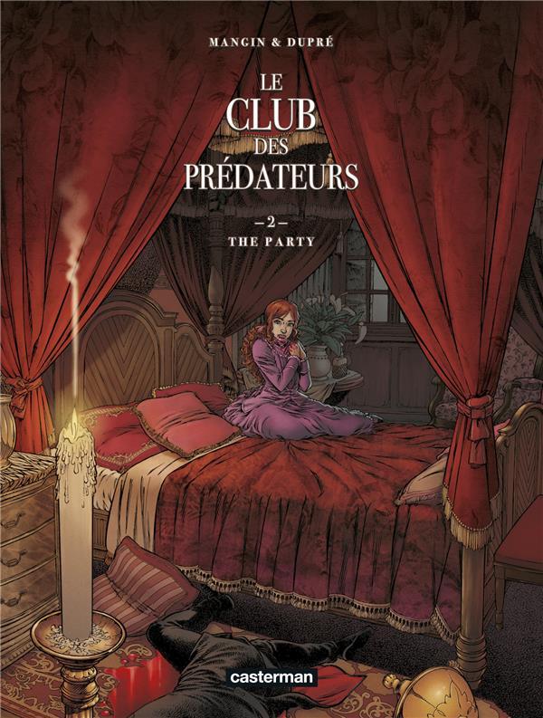 Le club des prédateurs t.2 ; the party