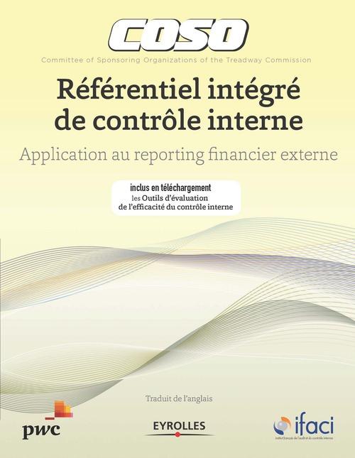 Coso ; référentiel intégré de contrôle interne