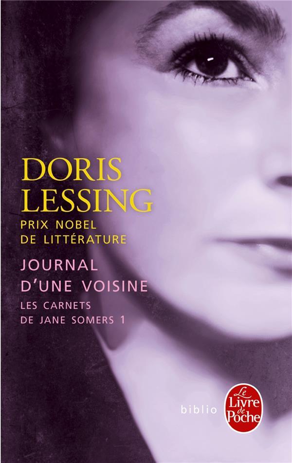Les Carnets De Jane Somers T.1 ; Journal D'Une Voisine