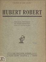 Hubert Robert  - Paul Sentenac