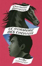 Vente EBooks : Le murmures des chevaux  - Charlotte BOUSQUET