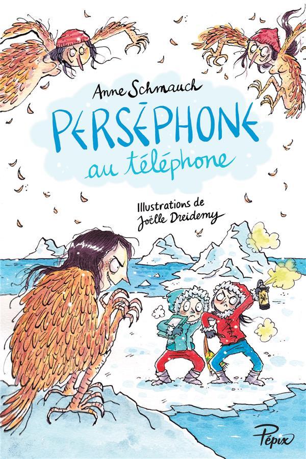 Perséphone au telephone