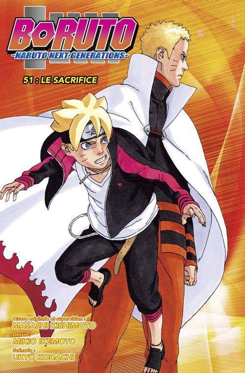 Vente EBooks : Boruto - Naruto next generations - Chapitre 51  - Ukyo Kodachi