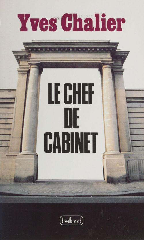 Le Chef de cabinet