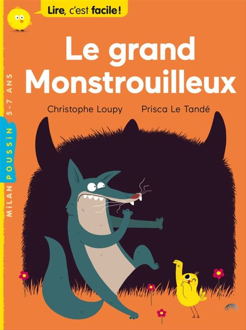 Vente EBooks : Le grand Monstrouilleux  - Christophe Loupy