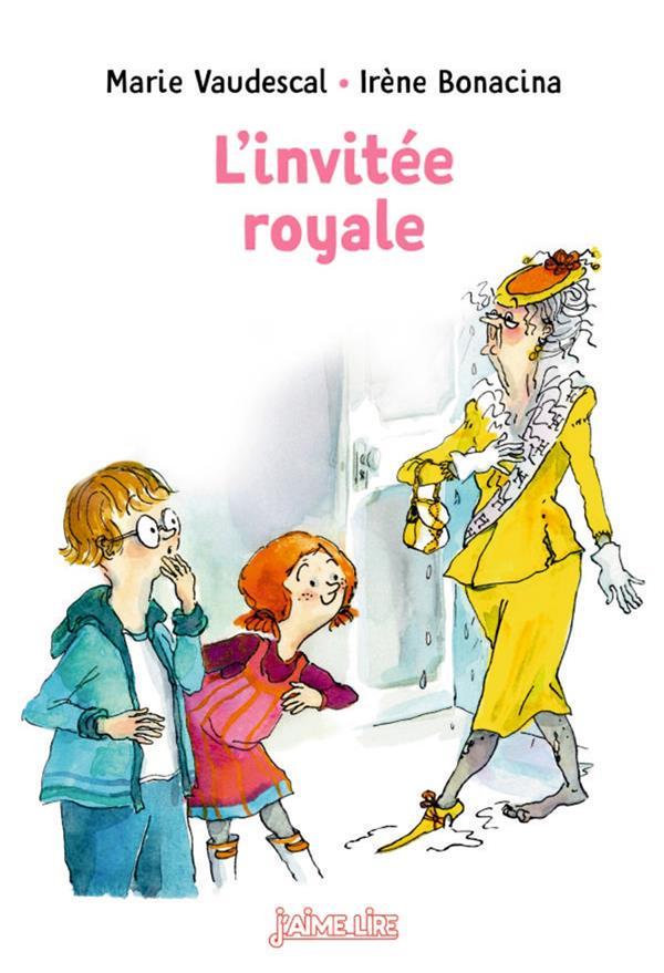 l'invitée royale
