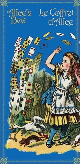 le coffret d'Alice ; Alice's box