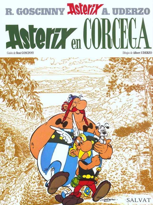 Asterix t.20 en corcega