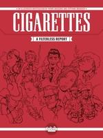 Vente Livre Numérique : Cigarettes: A Filterless Report  - Pierre Boisserie