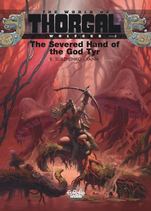 Wolfcub - Vomue2 - The Severed Hand of the God Tyr