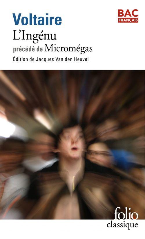 L'ingénu ; micromégas