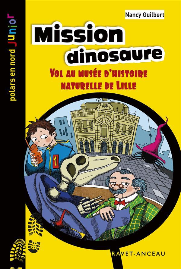 Mission dinosaure t.9