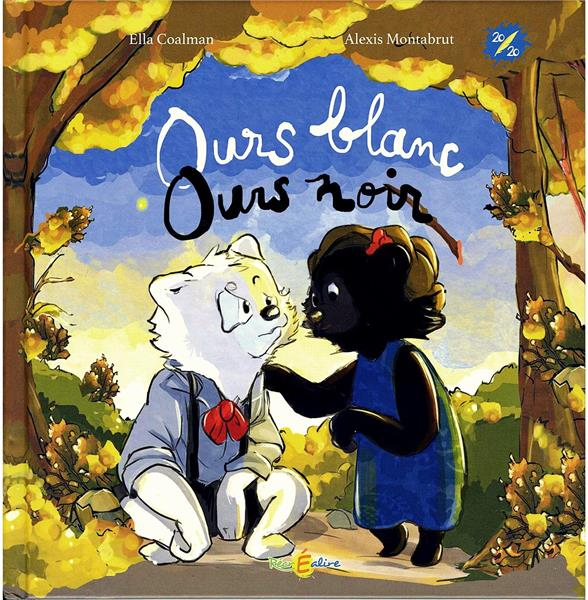 Ours blanc ours noir