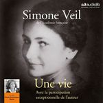 Vente AudioBook : Une vie  - Simone Veil