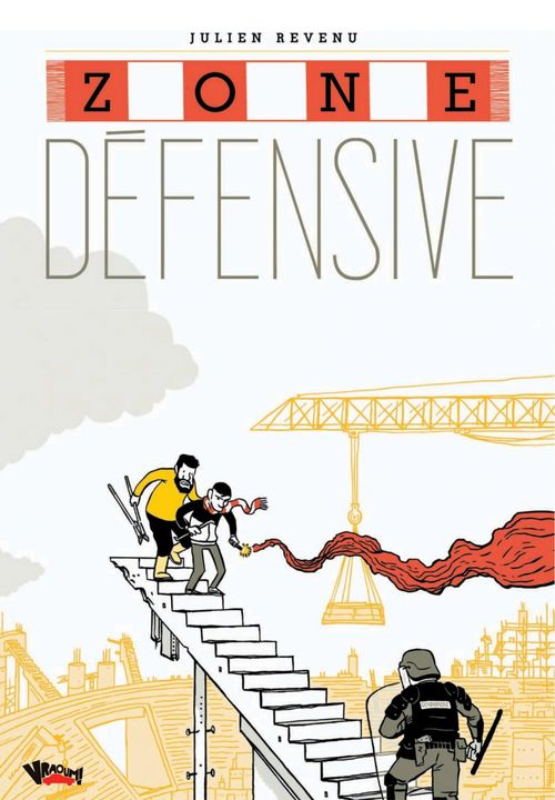 Zone défensive  - Julien Revenu