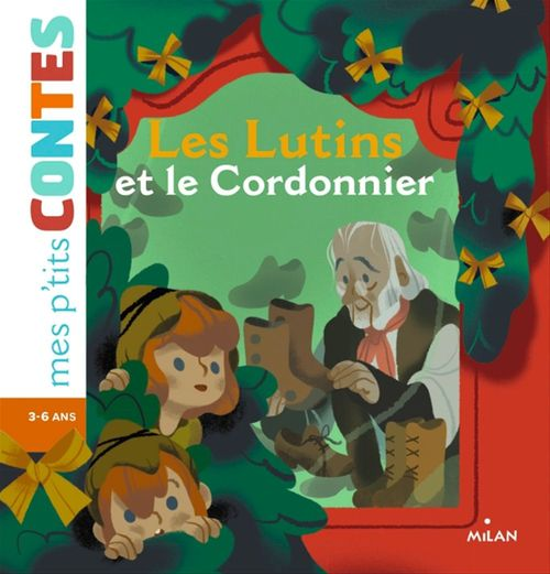 Vente EBooks : Les Lutins et le Cordonnier  - Agnès Cathala