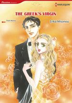 Vente EBooks : Harlequin Comics: The Greek's Virgin  - Trish Morey - Erika Misonou