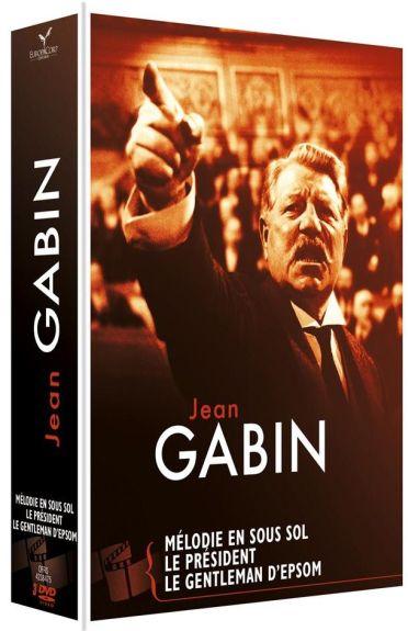 Jean Gabin : Coffret 3 films n° 2