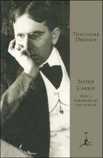 Vente Livre Numérique : Sister Carrie  - Theodore Dreiser