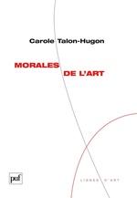 Vente EBooks : Morales de l'art  - Carole Talon-Hugon