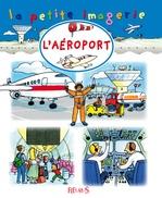 Vente Livre Numérique : L'aéroport  - Sabine Boccador - Émilie Beaumont - C Hublet