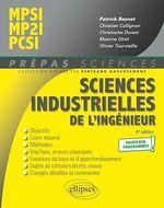 Vente EBooks : Sciences industrielles de l'ingénieur MPSI - MP2I - PCSI - Nouveaux programmes - 4e édition