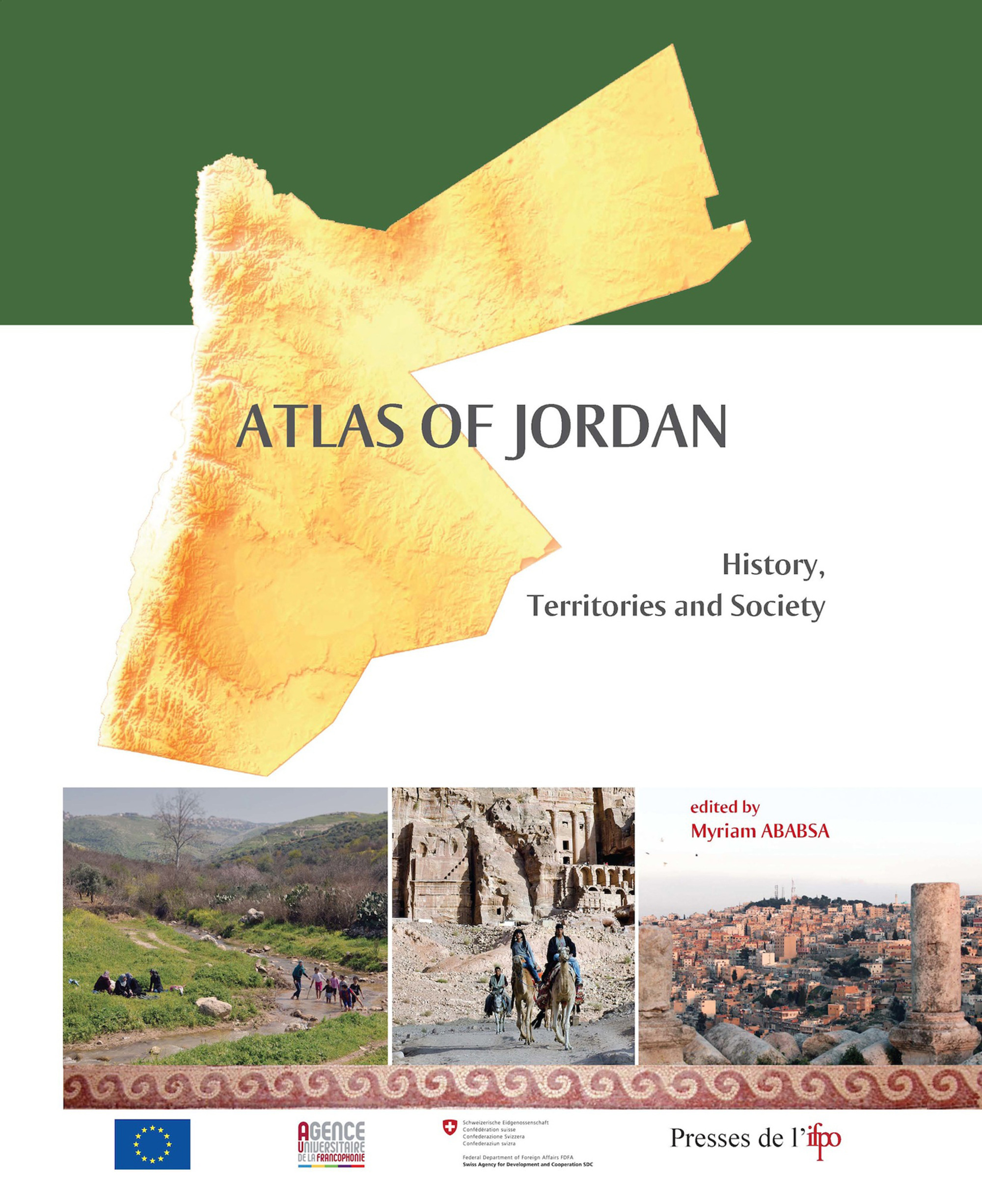Atlas of jordan. history, territories and society