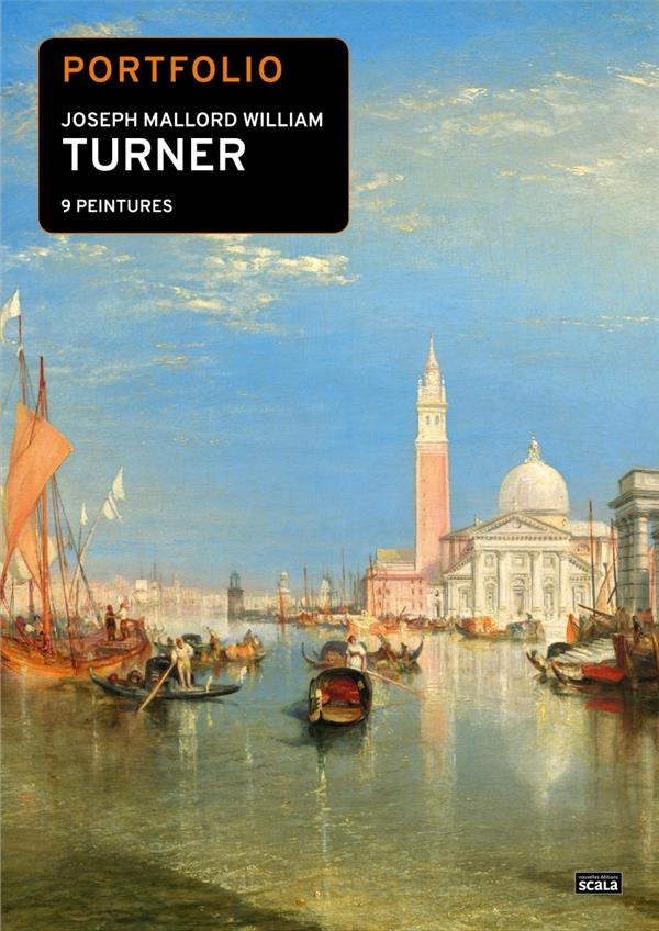 Portfolio Joseph Mallord, William Turner