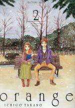 Couverture de Orange - Tome 2 - Vol02