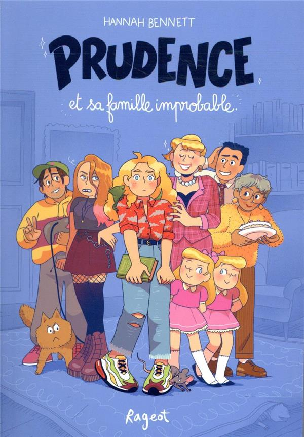 Prudence et sa famille improbable