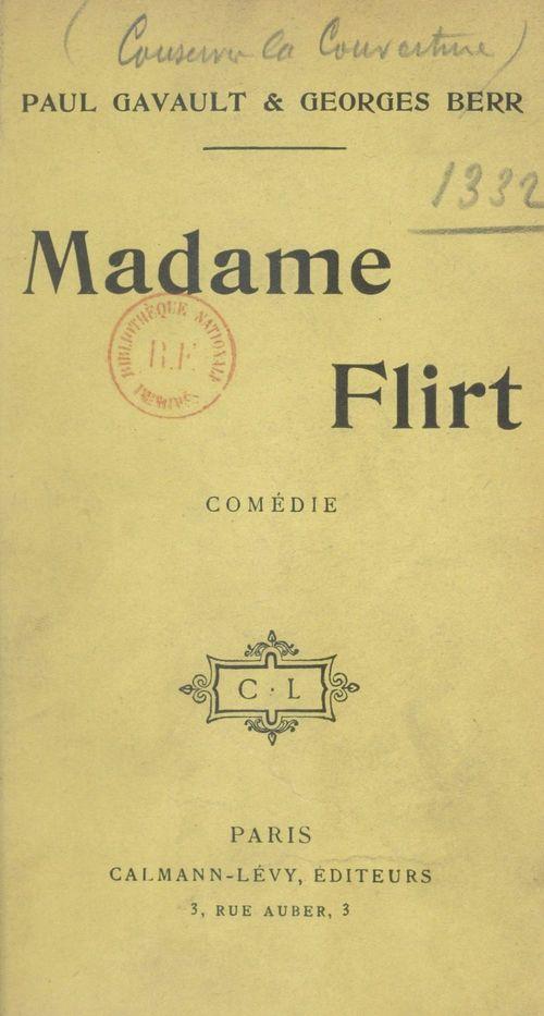 Madame Flirt