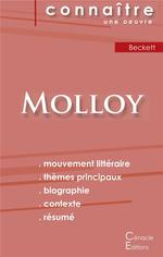 Fiche de lecture Molloy de Samuel Beckett (analyse litteraire de référence et résumé complet)
