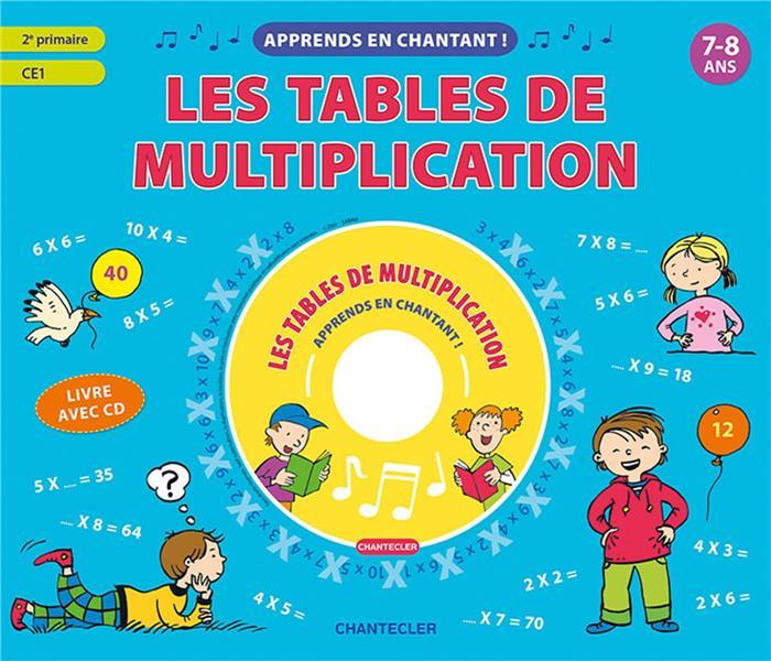 Apprends en chantant ! les tables de multiplication