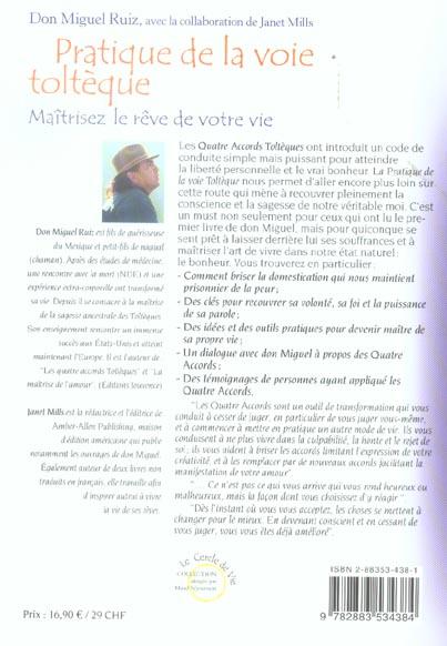 n 143 pratique de la voie tolteque (édition 2005)