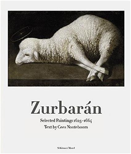 Zurbaran selected paintings 1962- 1664