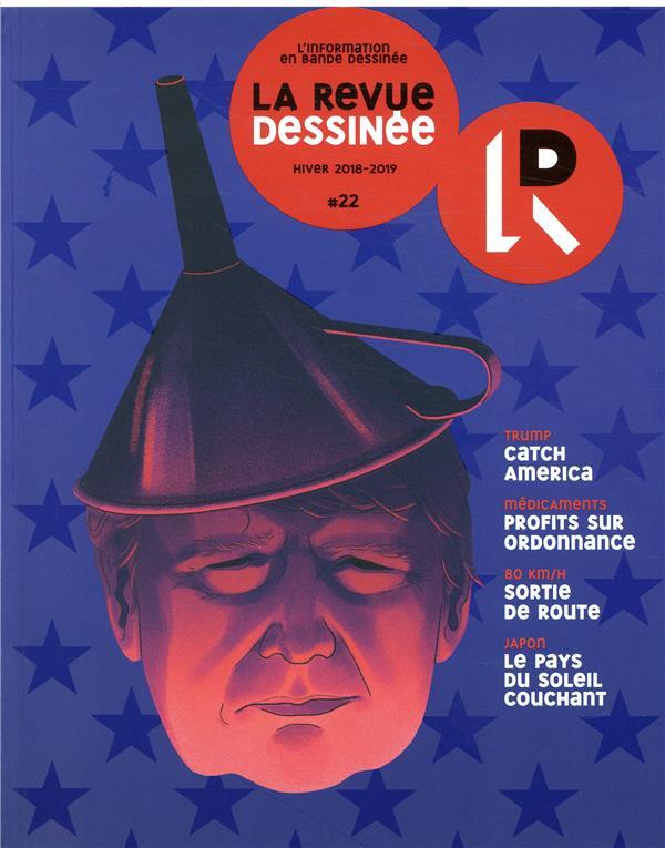 La revue dessinee n.22