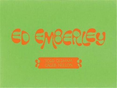 Ed emberley /anglais