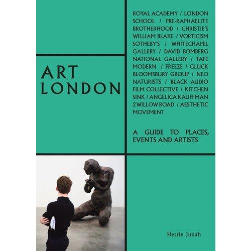 Art london a guide to places, events and artists