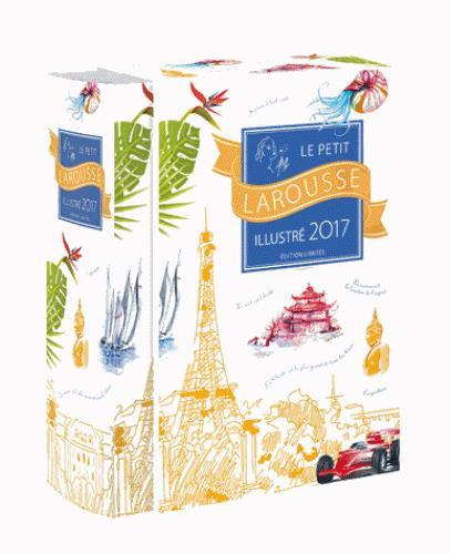 petit Larousse illustré 2017 coffret Noël