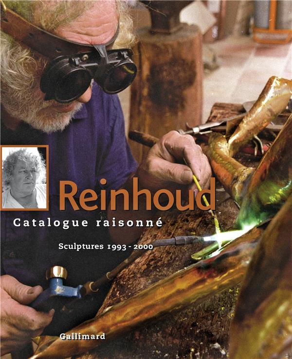 Reinhoud ; catalogue raisonné t.5 ; sculptures 1993-2000