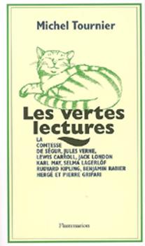 Les vertes lectures - la comtesse de segur, jules verne, lewis carroll, jack london, karl may, selma