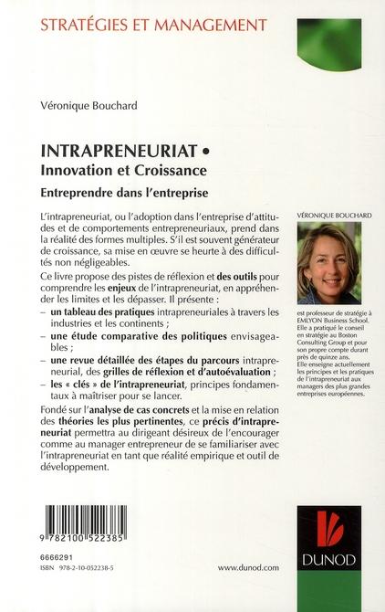 intrapreneuriat