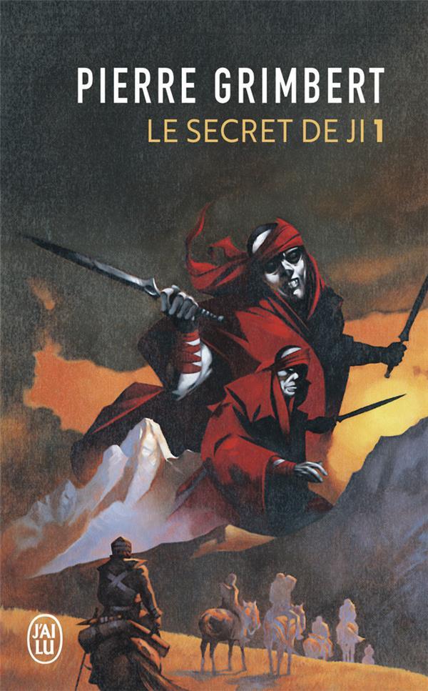 Le secret de Ji ; Intégrale vol.1 ; t.1 et t.2