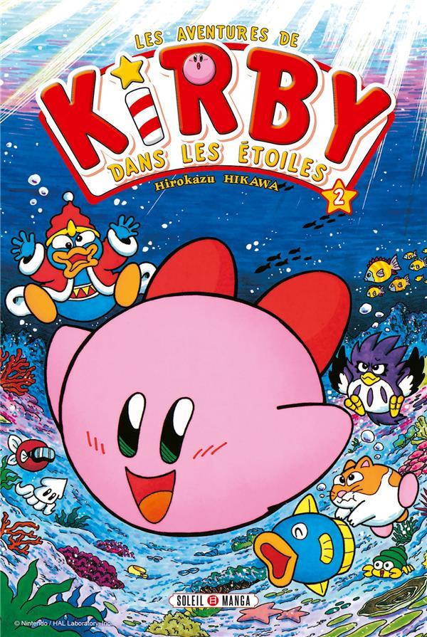 Les aventures de Kirby dans les étoiles T.2