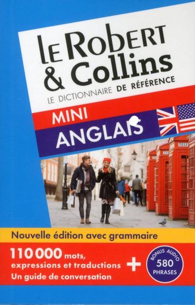 LE ROBERT & COLLINS ; MINI ; anglais