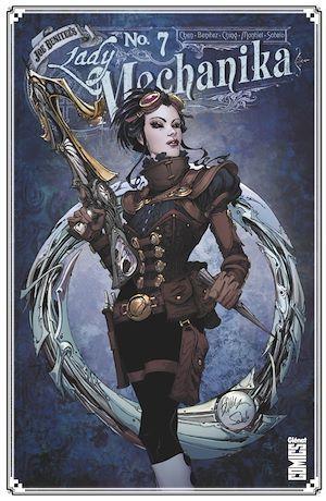 Lady Mechanika T.7 ; sangre