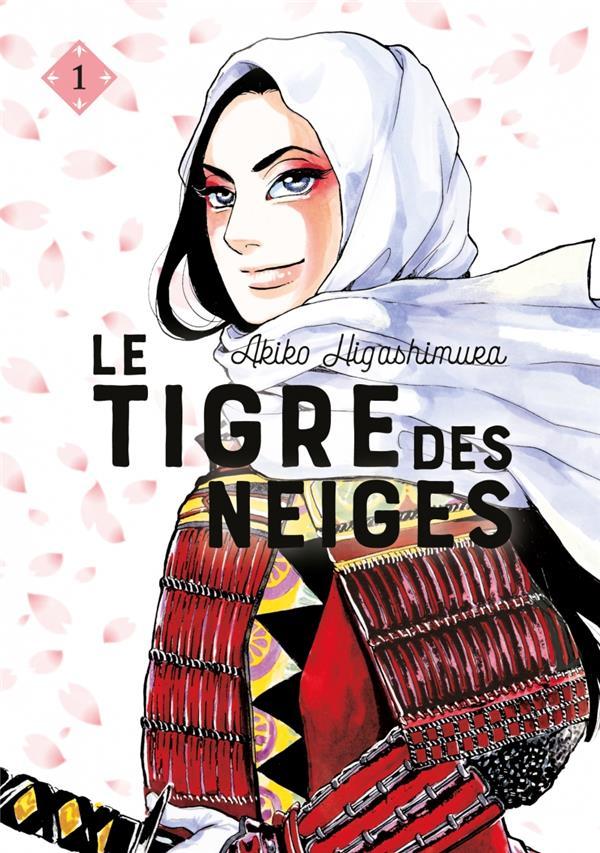 Le tigre des neiges T.1