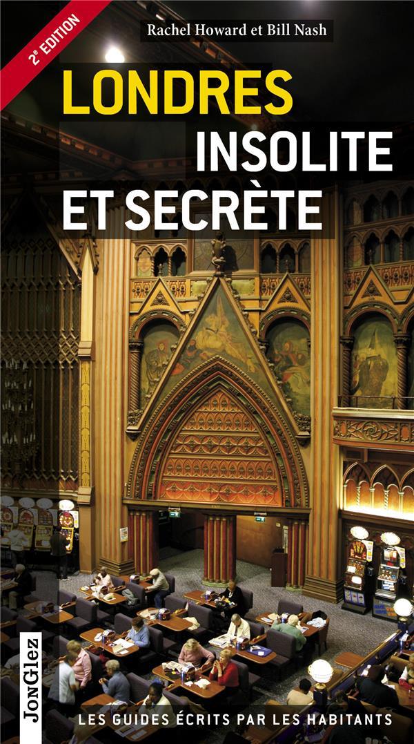 Londres insolite et secrète (2e édition)